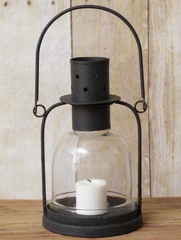 d9d0423892f Cast Iron Candle Lantern