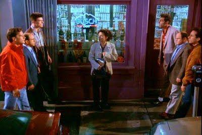 Seinfeld -  bizarro world