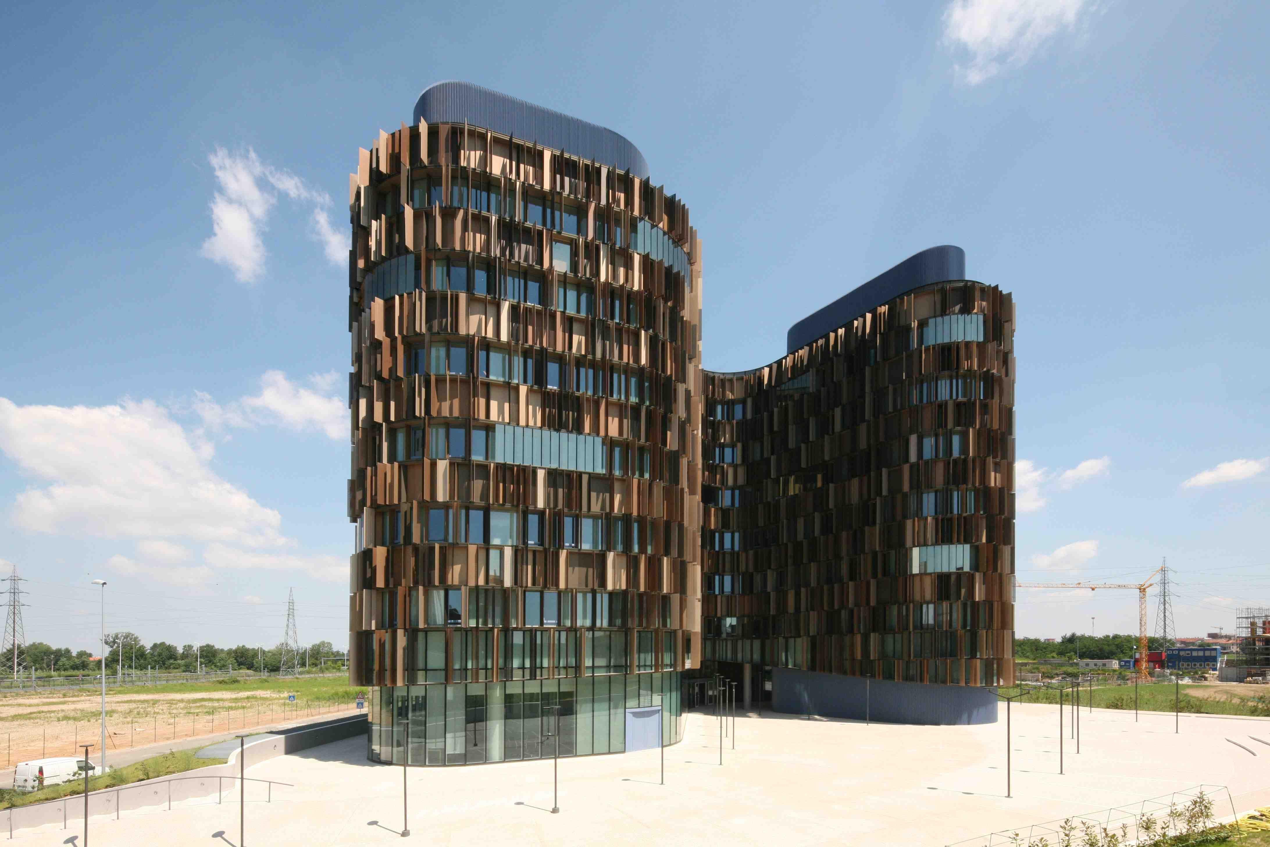 Cino Zucchi - Edificio U15