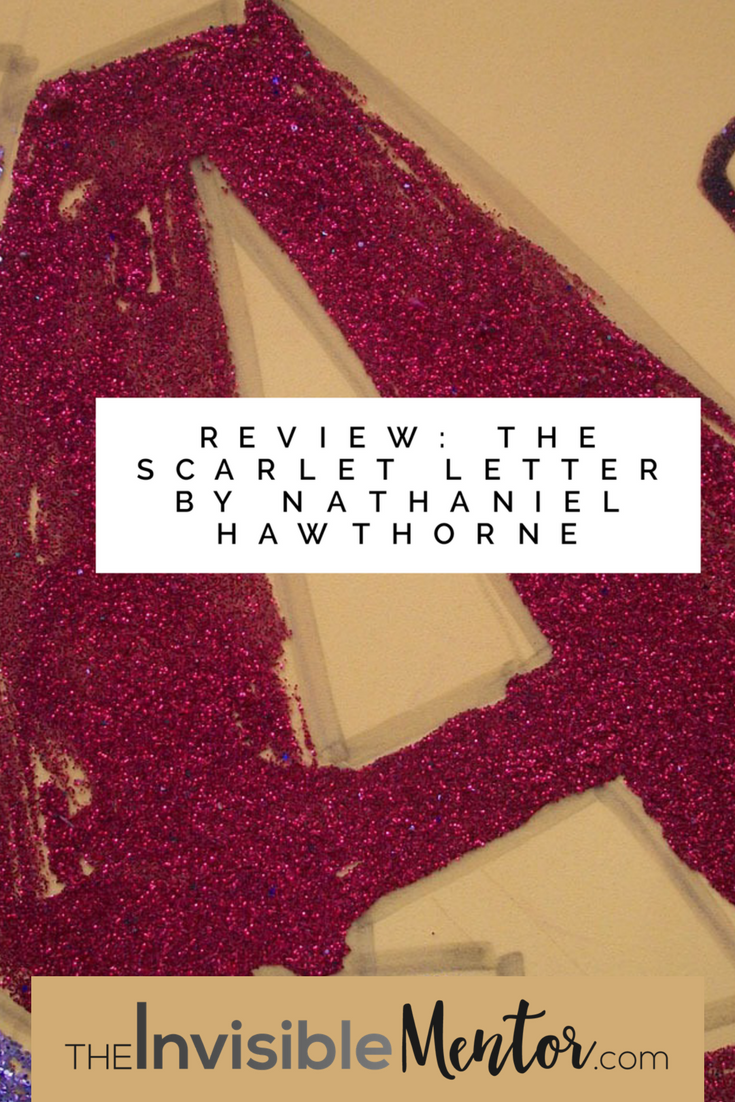 Book Review The Scarlet Letter by Nathaniel Hawthorne