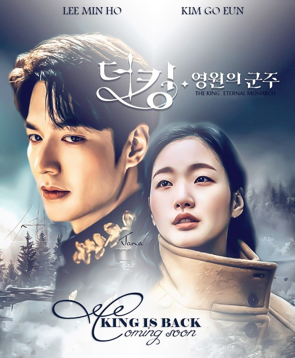 Download Drakor The King The Eternal Monarch : download, drakor, eternal, monarch, Eternal, Monarch, Background, Korean