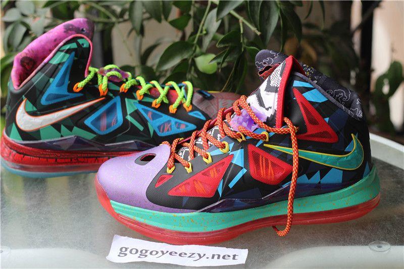 d3e205745b6 Nike Lebron 10