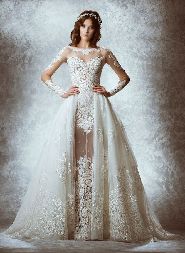 8a67c69042f How Much Does a Wedding Dress Cost  The Couture Edition