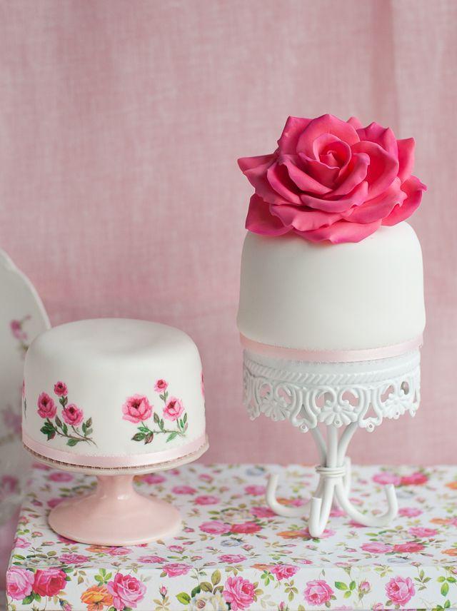 Birthday Cakes Zagreb ~ Ladies birthday cakes on pinterest rose cake mini and weddin