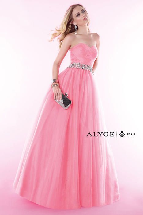 Alyce Prom 6388 Alyce Paris Prom Bellas Bridal & Formal, Hoover ...