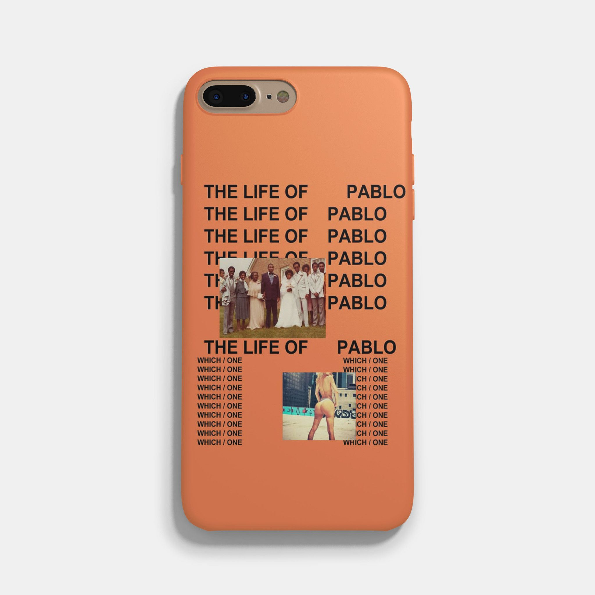 brand new cb345 16316 Kanye West The Life Of Pablo iPhone 7 / 7 Plus Case #iphonecase ...