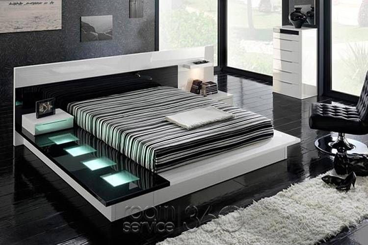 Tokyo walk on platform modern bedroom set by milmueble