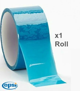 Epsi B12 Series Blue Poly Tape Masking Tape 1 1 2 In X 72 Yd B12 00381 1 Mit Powder Coatings Online Store Masking Tape Tape Mask