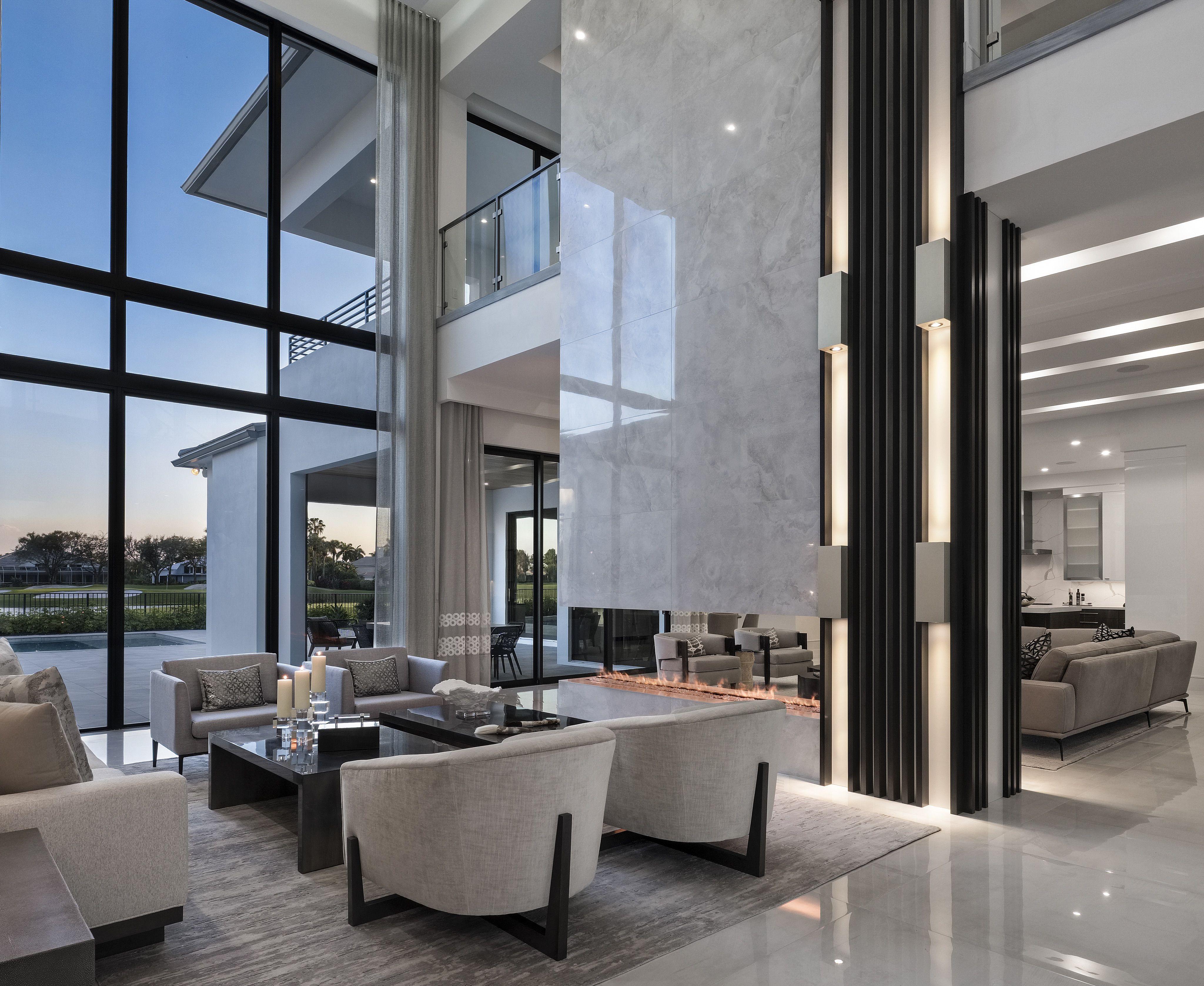 We ️ these floor to ceiling windows! . . . Decorators ...
