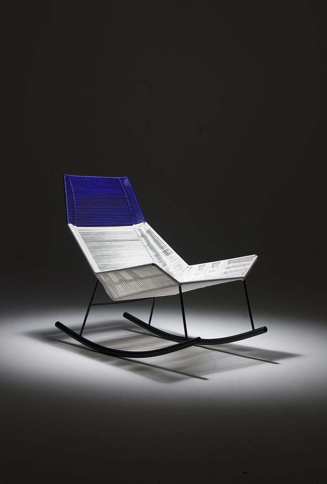 Coste A Rocking Chair For Zientte Artesanias De Colombia Design  # Muebles Zientte