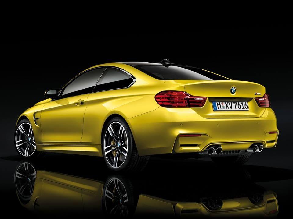 BMW M4 (2015)