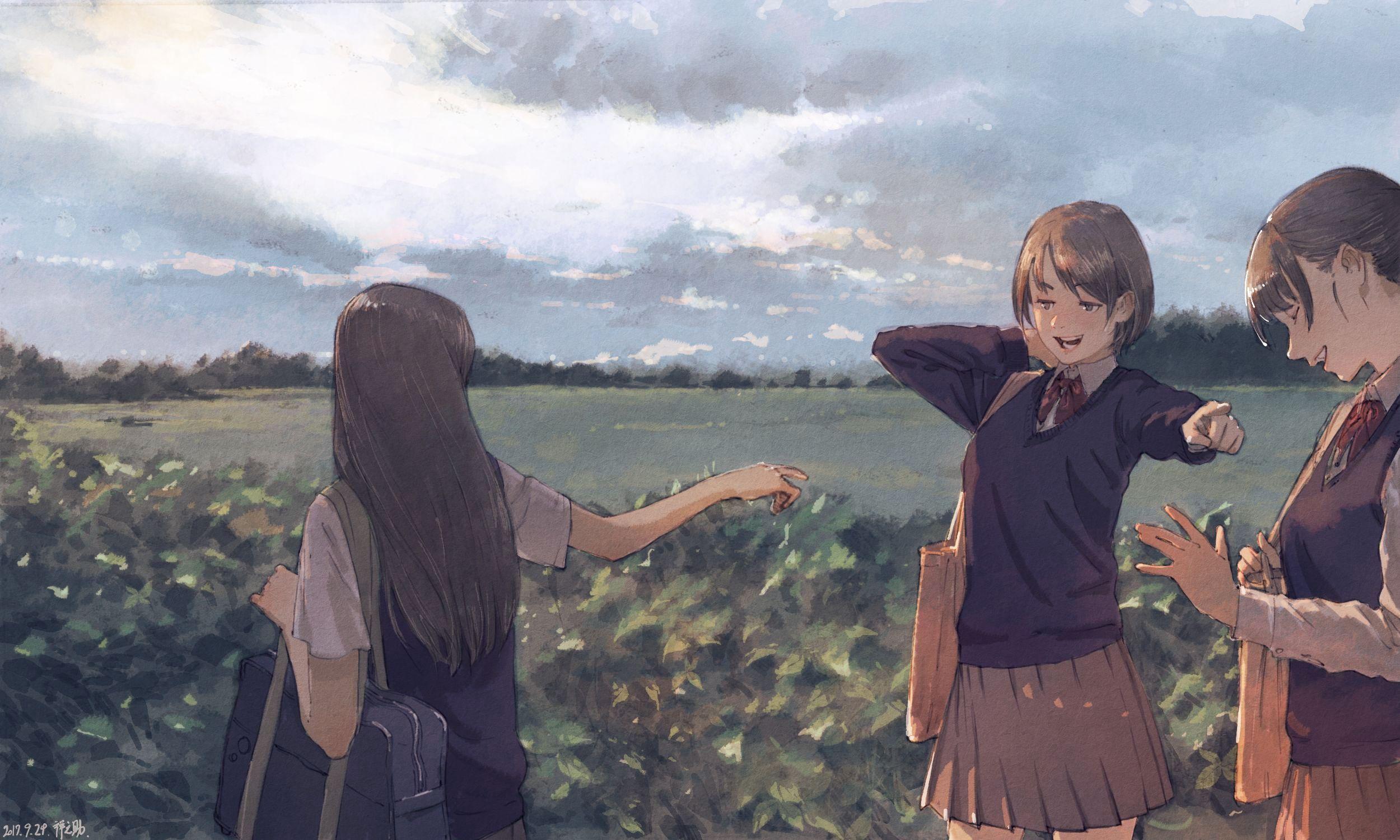 禅之助 on Twitter in 2020 Anime artwork, Image painting
