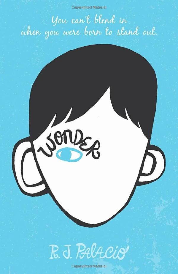 Wonder: R.J. Palacio: Books- you should read it, your children should read this, your mom and friends- just lovely