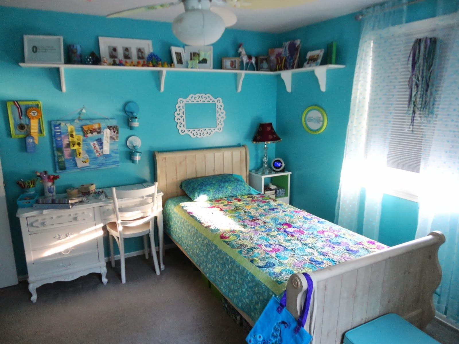 Teen / Tween Bedroom Ideas That are Fun and Cool