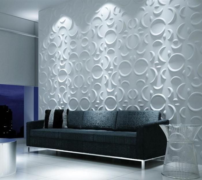 Decorate Material 3d Wall Panel Cover Board Three Dimensional