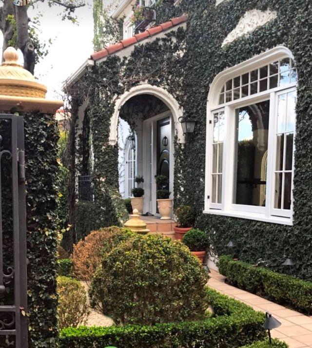 J Randall Powers Interior Design: Climbing Vines, Exterior, House Styles