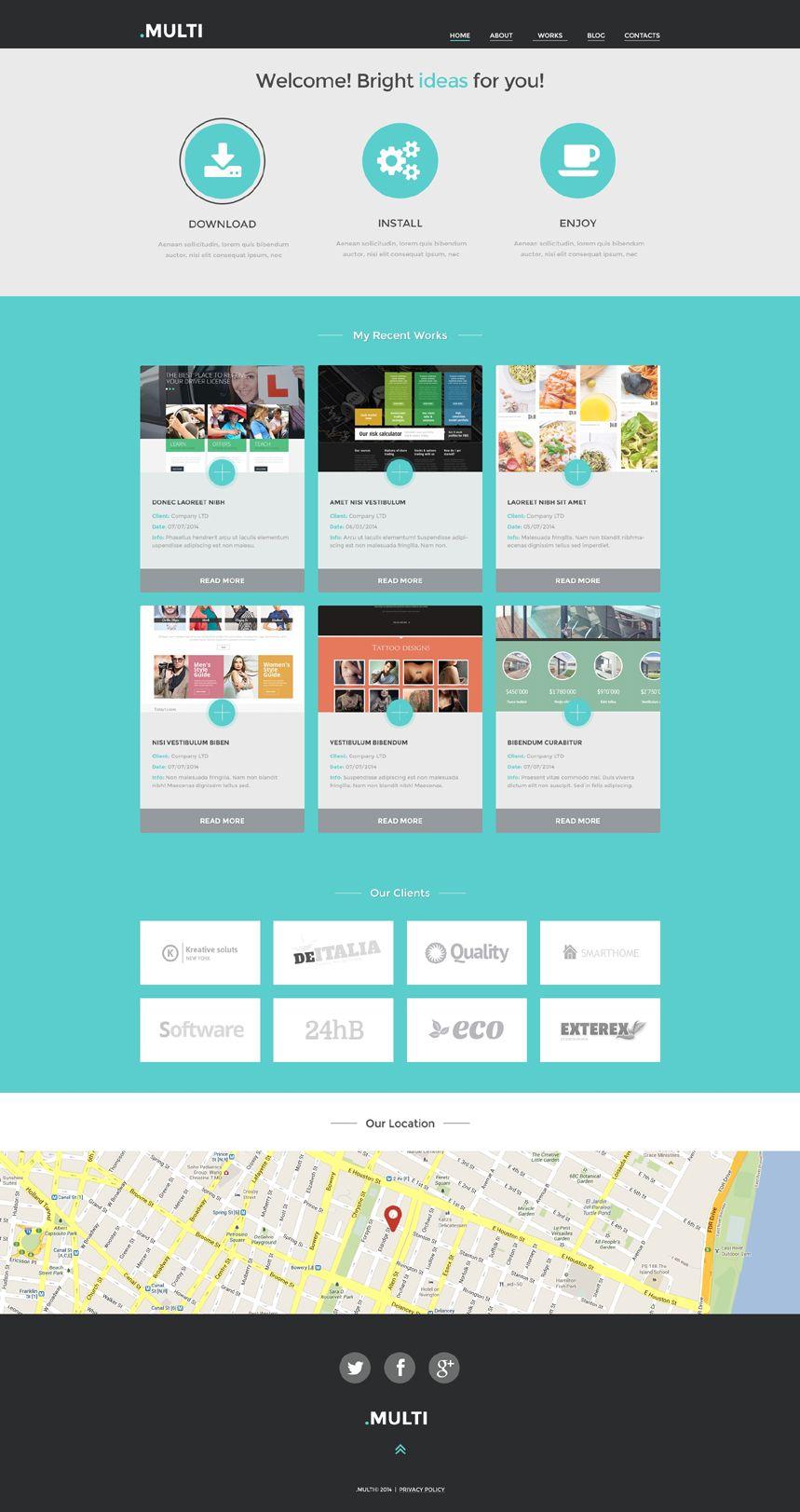 WordPress Theme Multi Web Design by CrocoBlock - The Fastest Growing ...