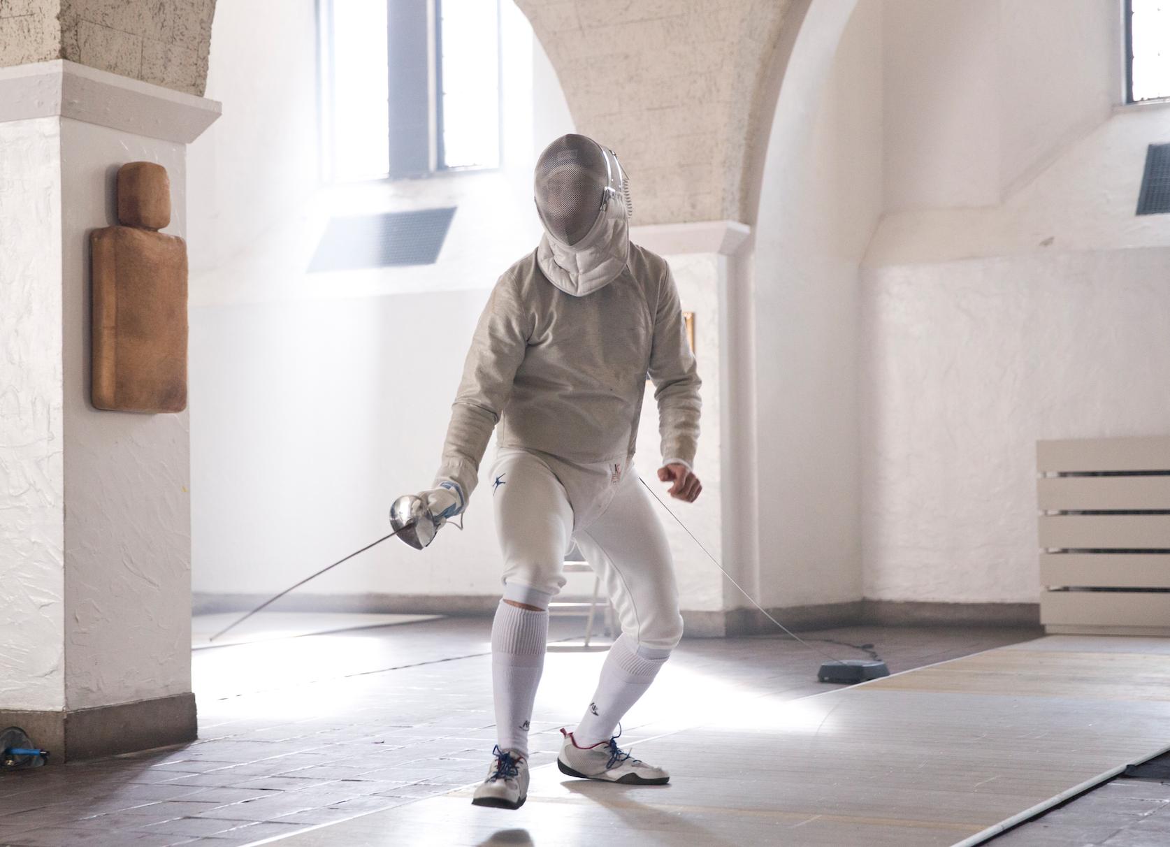 Fencing University 5 Essential Types of Footwork