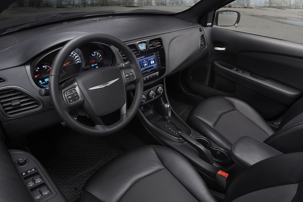 2013 5 Chrysler 200 S Special Edition To Debut In Ny Chrysler