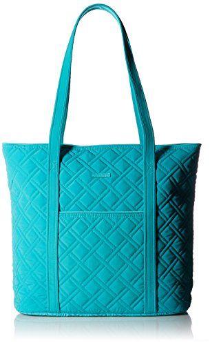 Vera Tote Turquoise Sea Vera Bradley KlOX6PIF