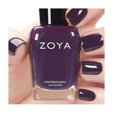 Zoya Nail Polish in Lidia