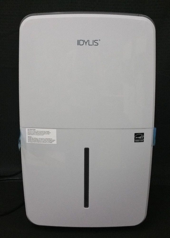 IDYLIS Dehumidifier Item # 0526011 *Barely Used* TESTED