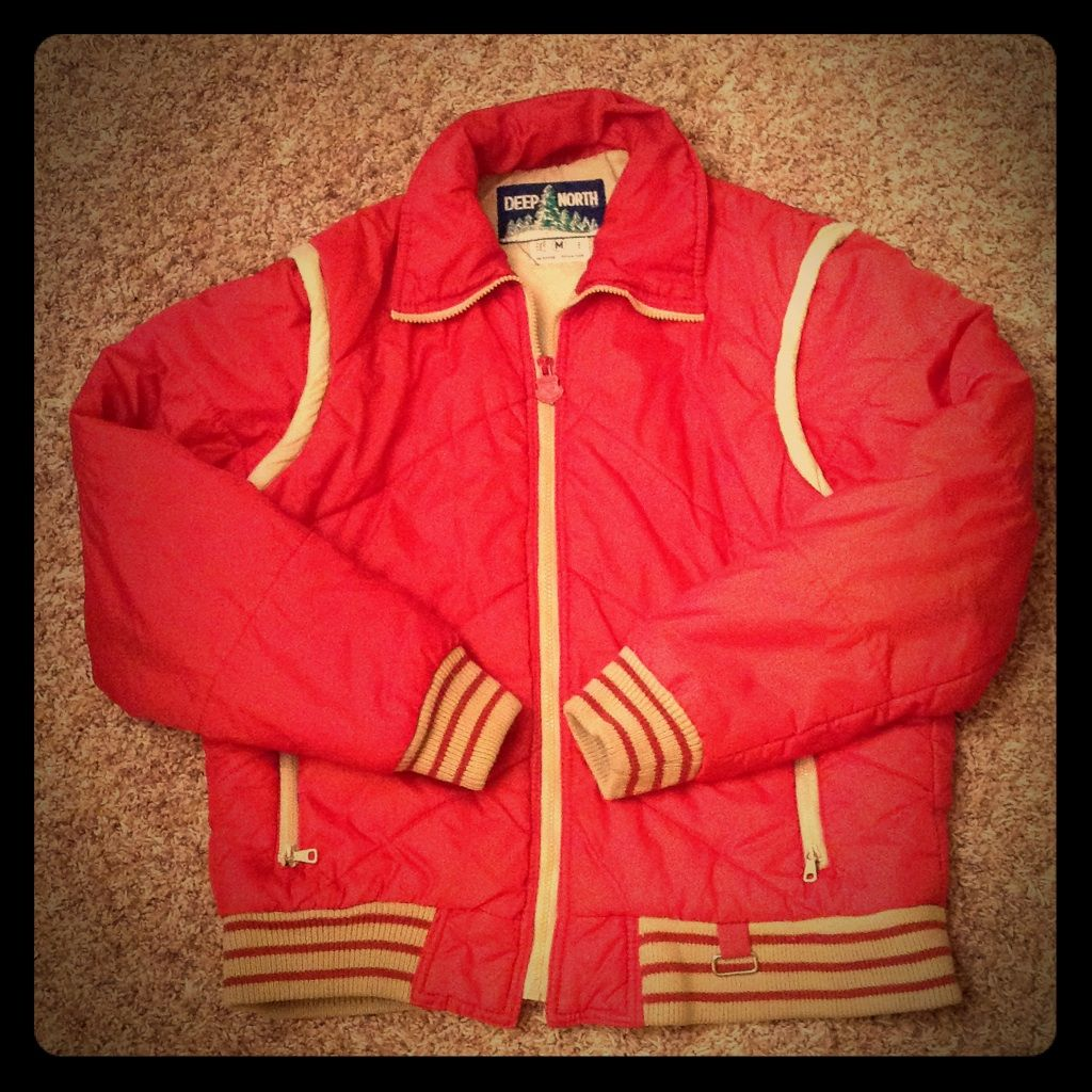 Vintage us us puffy jacketvest puffy jacket and products