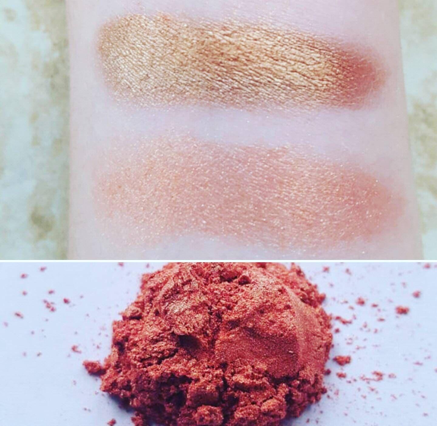 Sailor Venus OrangeGold, Mineral Eyeshadow, Mineral