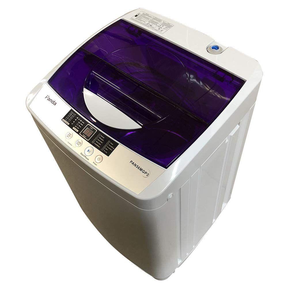 Portable Compact Washing Machine 1 34 Cu Ft Spin Washer Drain Pump 8 Water Level Walmart Com In 2020 Compact Washing Machine Portable Washing Machine Laundry Washing Machine