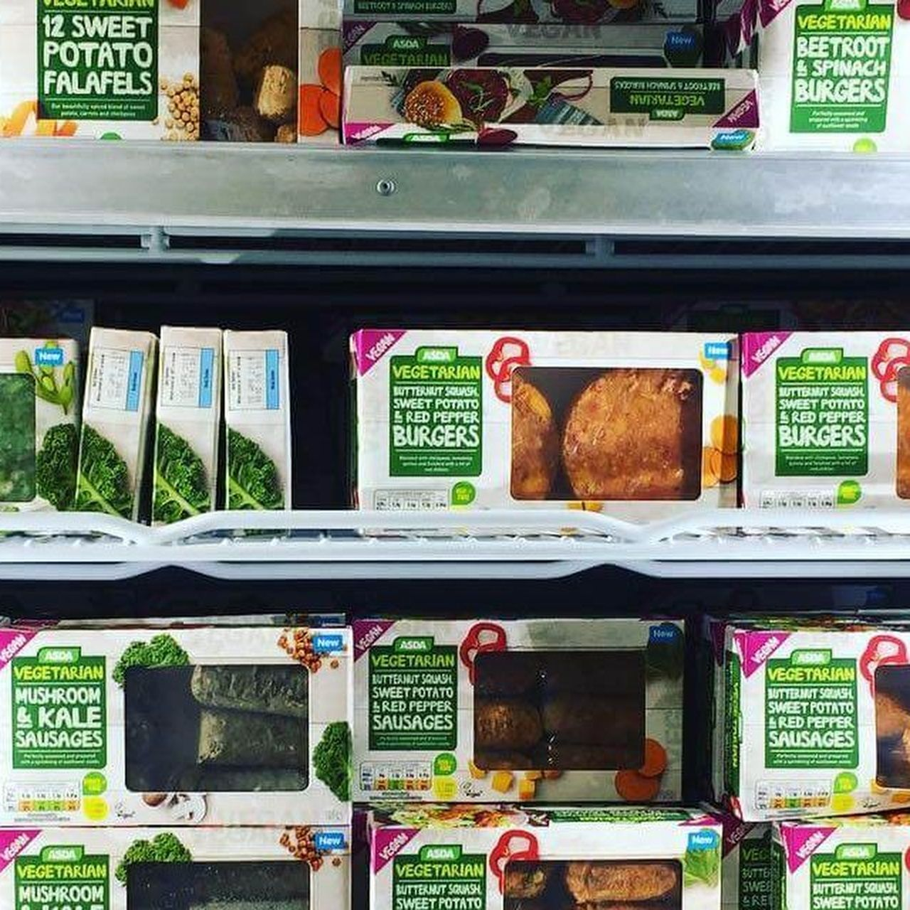 Uk Supermarket Chain Asda Credits Its Sales Spike To Vegan Food Vegannews Vegan Plantbased Power Progress L Vegan Shopping Vegan News Vegan Recipes