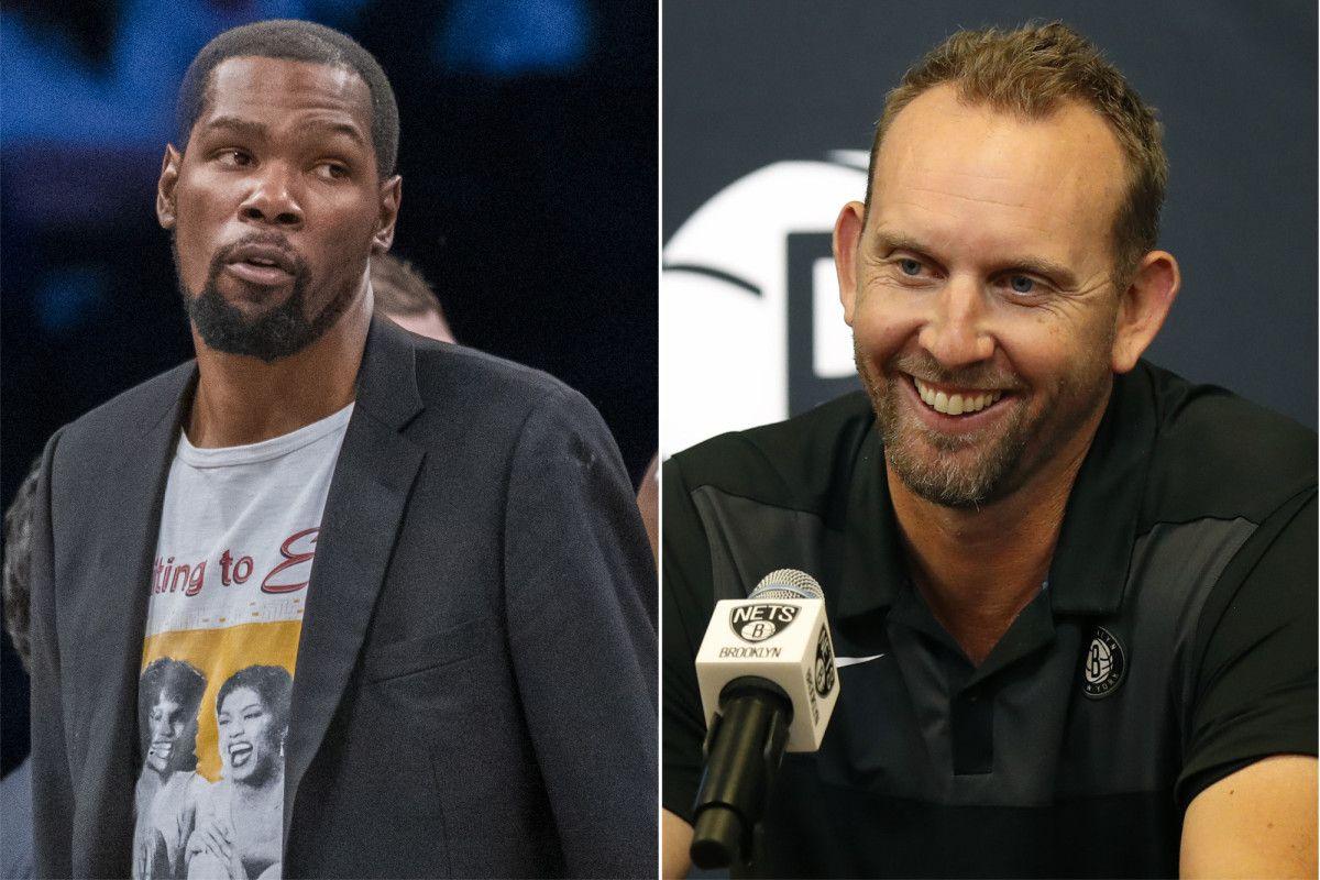 Nets' Sean Marks hints at Kevin Durant return if NBA