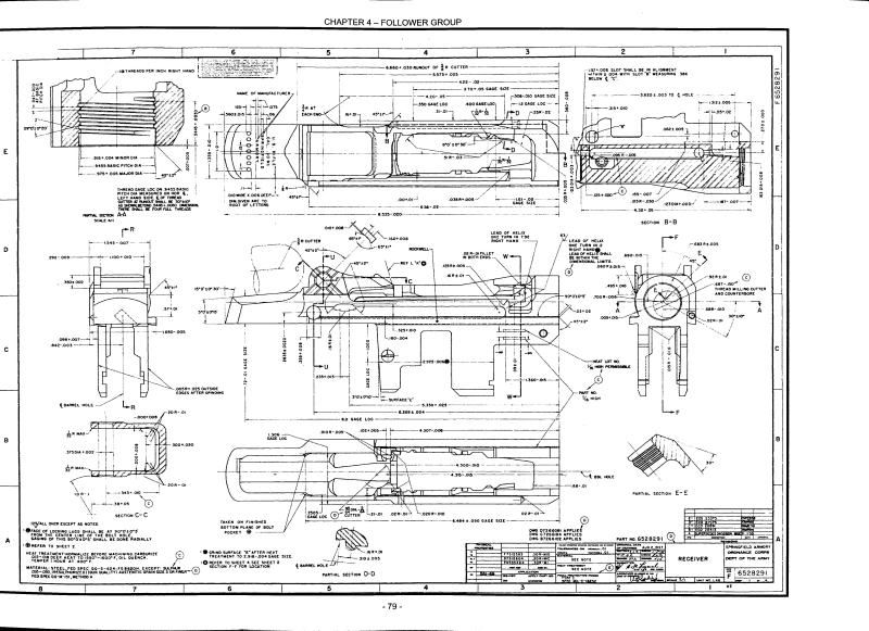 Firearm Plans - AR15.COM | Blueprints | Pinterest