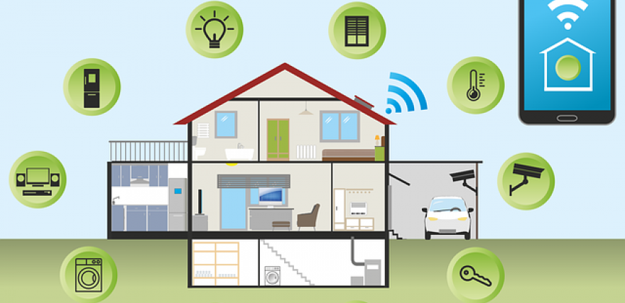5 Trends In Smart Home Technology With Images Smart House