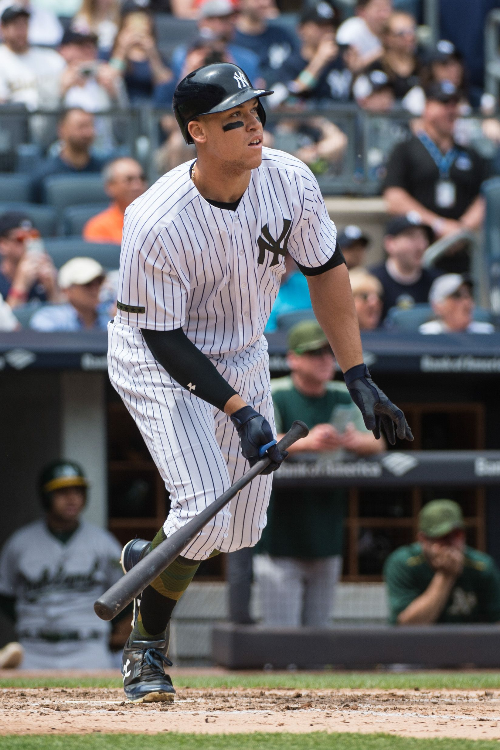 04361fa76 Yankees  Aaron Judge is the top AL All-Star vote-getter - June 6
