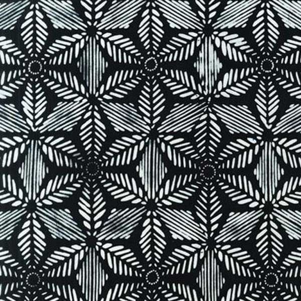 Robert Kaufman Fabrics Artisan Batiks Geoscapes 4 Black