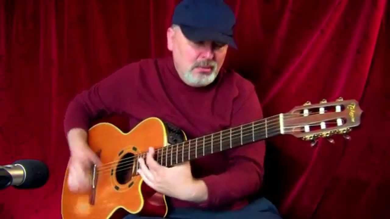 Hеrе Withоut Yоu - Igor Presnyakov - acoustic guitar