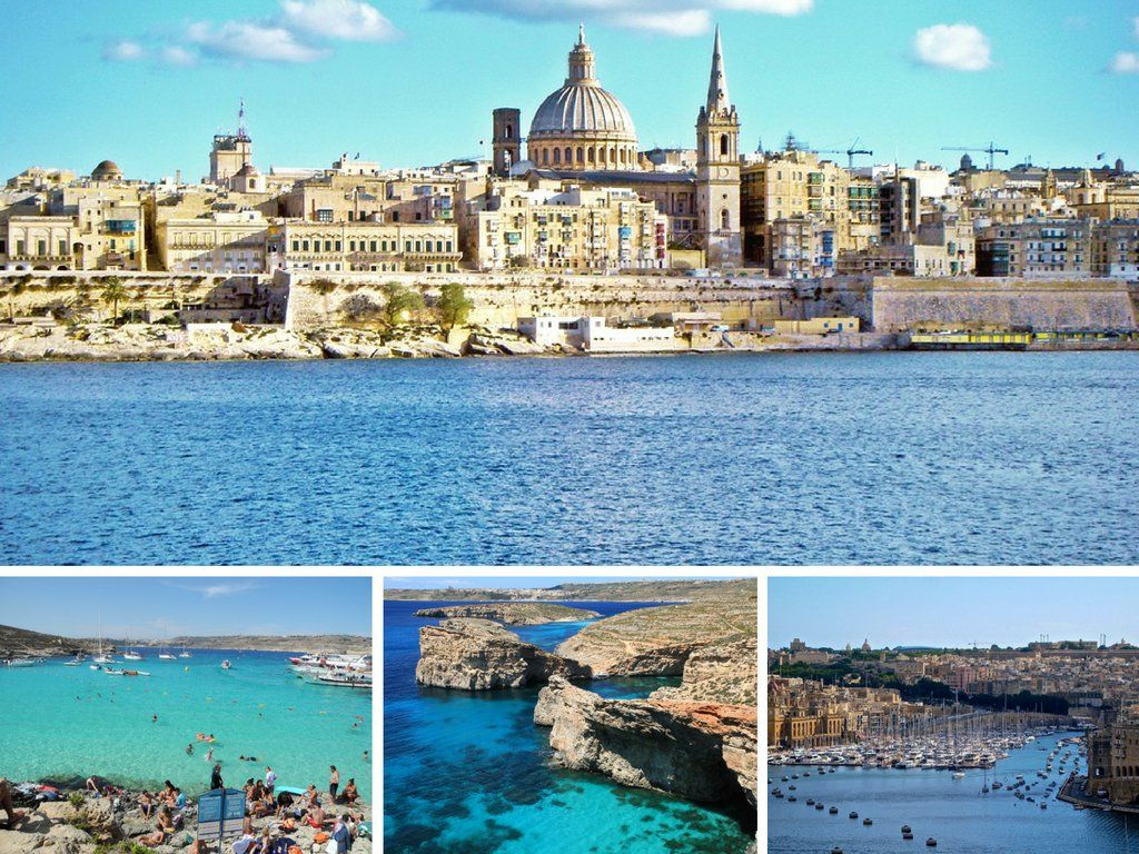 viajar a malta