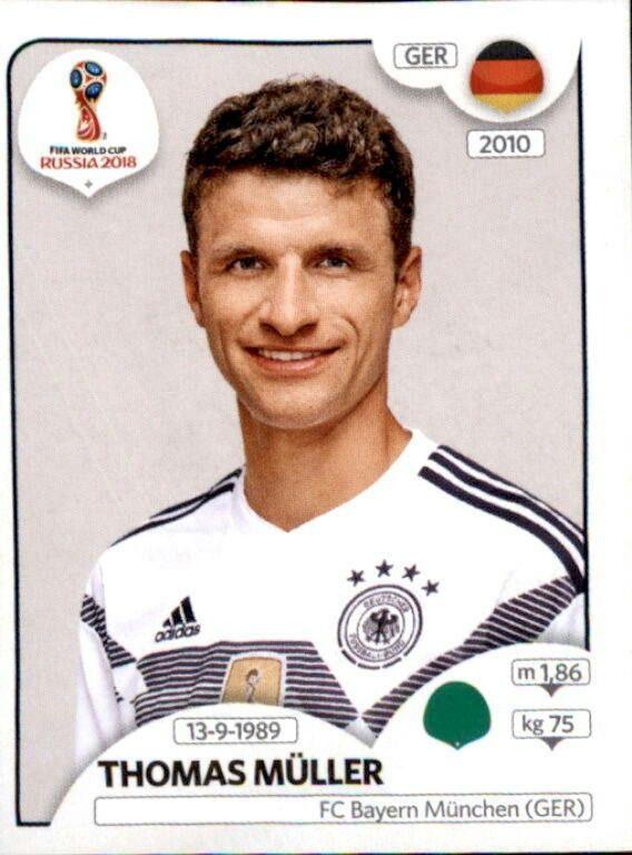 d87a01b08b43b 450 Thomas Müller - Germany