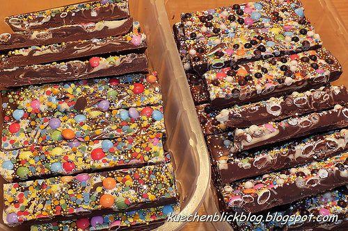 Knusper Schokolade Thermomix, Food and Snacks - kleine geschenke aus der küche