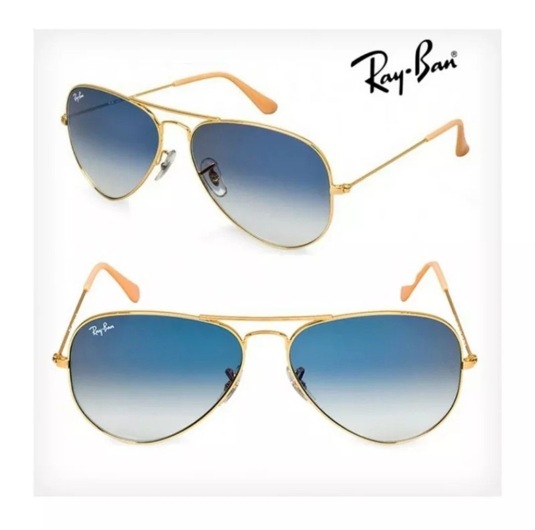 c960ca862d1dd Conheça a nossa loja, Óculos Ray ban degrade.   polarizado ...
