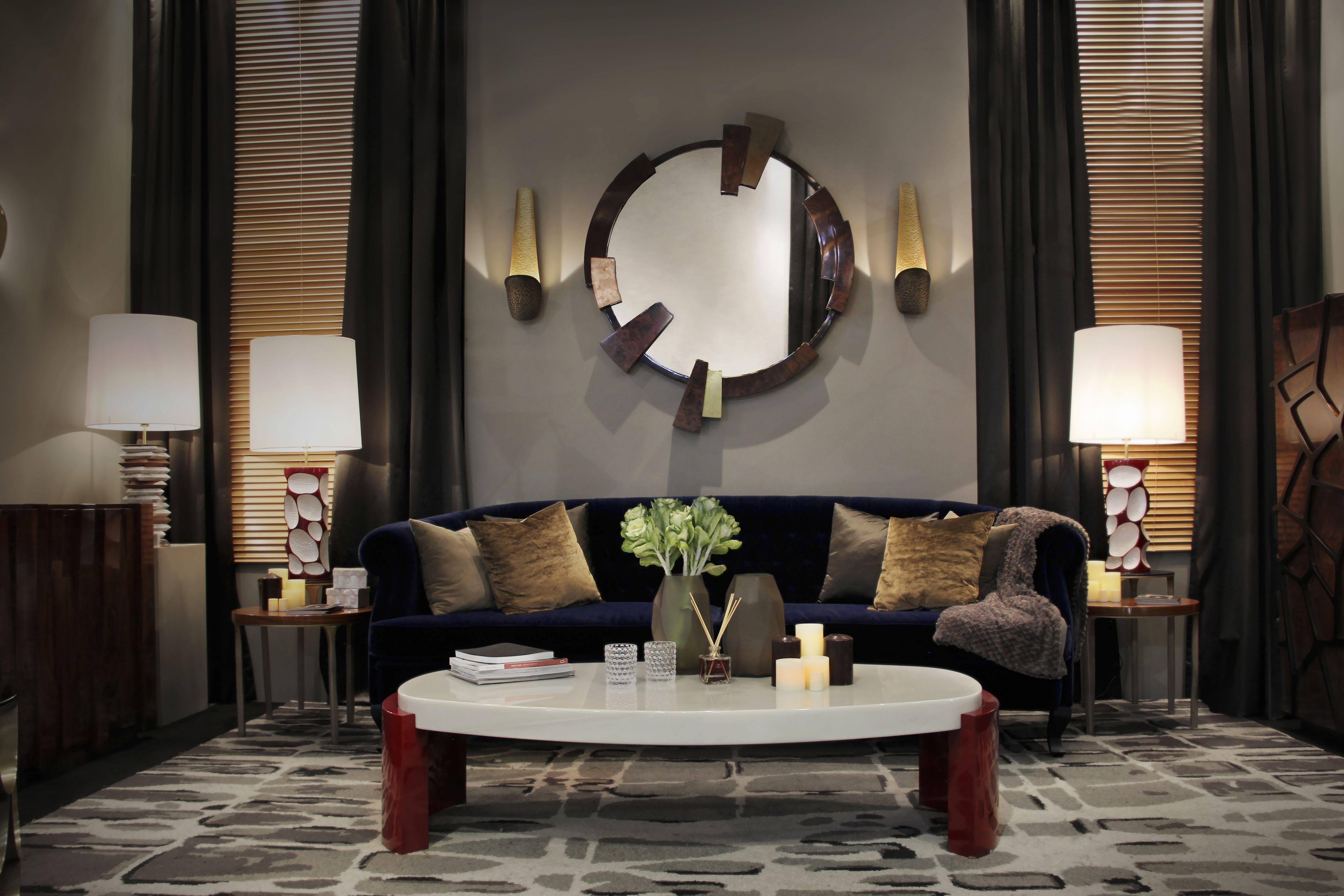 Herbst 2017 Luxuriöse Wohnzimmer für den Herbst Wohnzimmer Ideen Luxus Möbel
