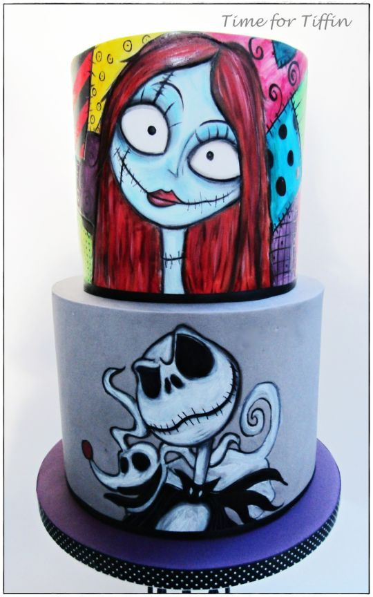 The Nightmare before Christmas Cakes of all kinds, for every
