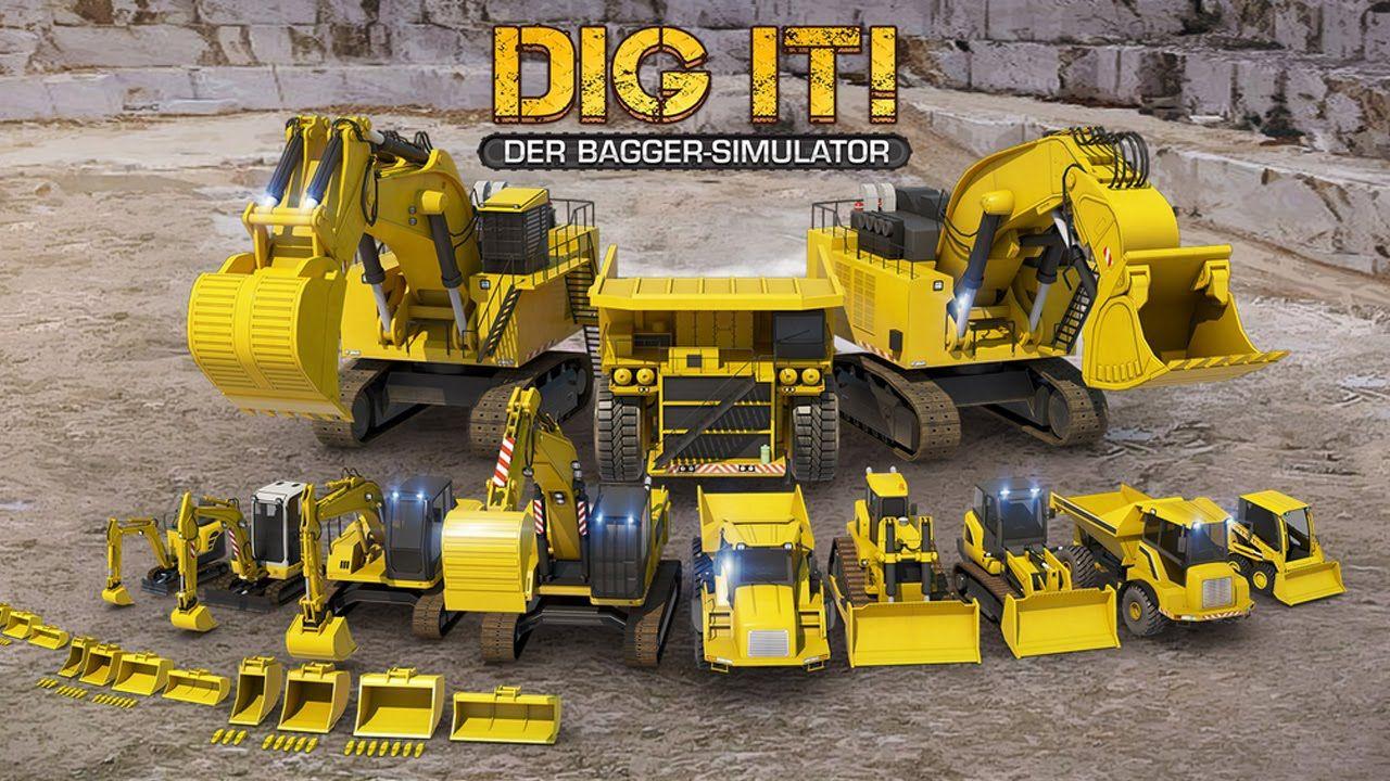 DIG IT A Digger Simulator Free Download PC Games Jogos