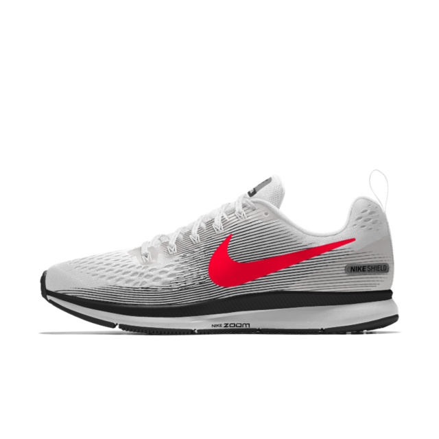 Nike Air Zoom Pegasus 34 Shield iD Running Shoe | workout