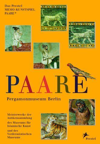 Das Prestel Memo Kunstspiel Paare Pergamonmuseum Berlin Islamische Kunst Kunst Antike