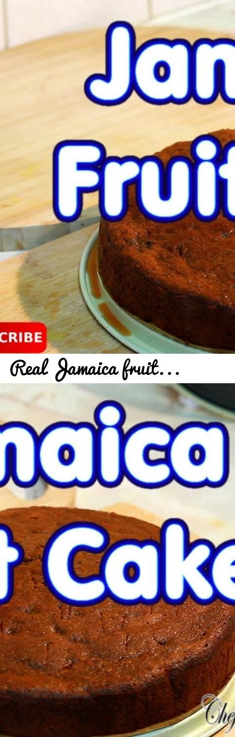 Real jamaica fruit cake caribbean christmas cake black cake tags jamaican food chef ricardo cooking world fat belly caribbean london uk chef ricardo cooking caribbean recipe book apps food forumfinder Gallery