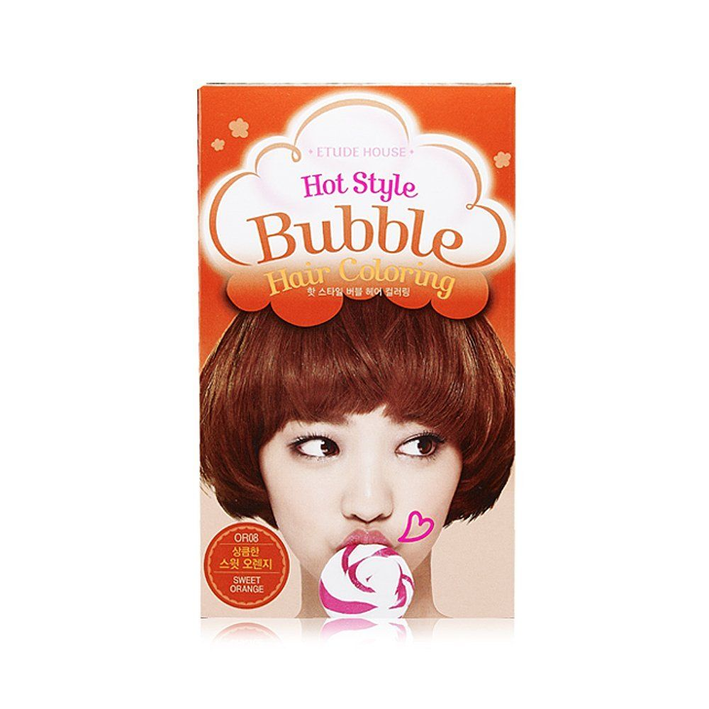 Awesome Bubble Hair Color