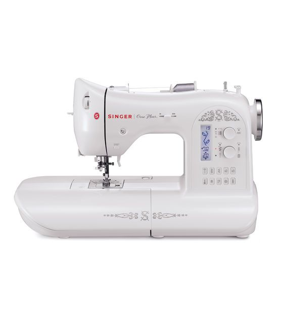 Singer One Plus Computerized Sewing Machine Sewing Gotta Love It Adorable Joann Fabrics Singer Sewing Machines