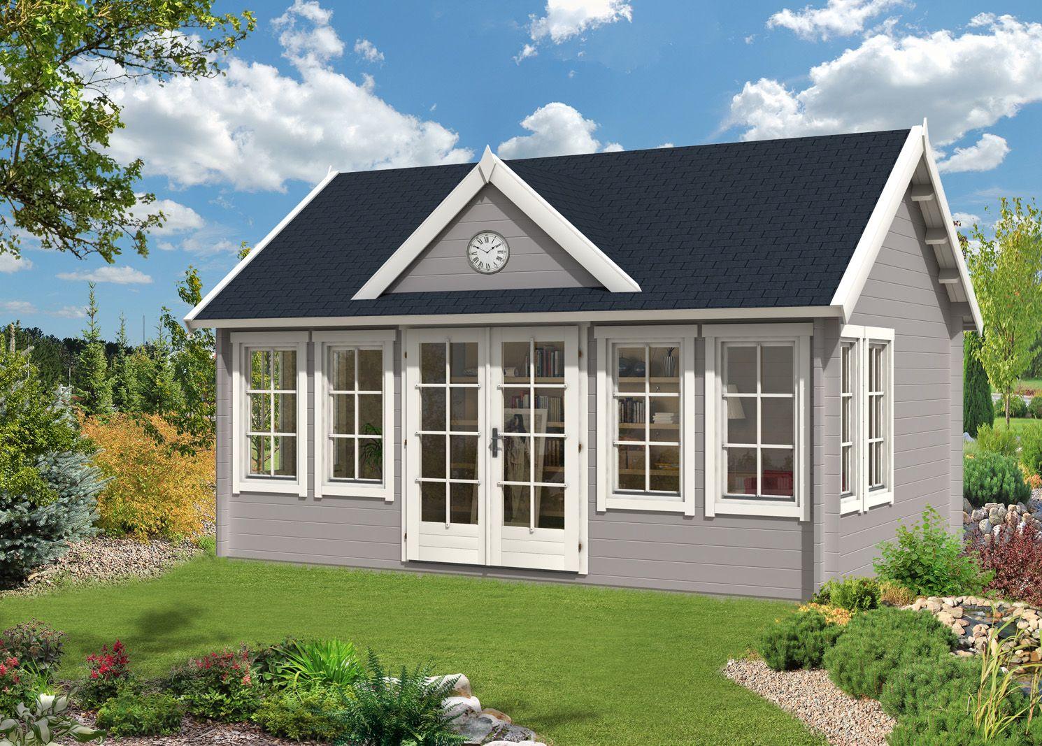 Gartenhaus Modell ClockhouseXL Häuschen in 2019