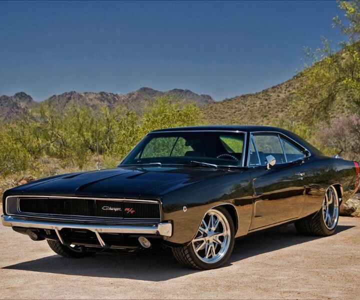 The Greatest Muscle Car Ever Made!